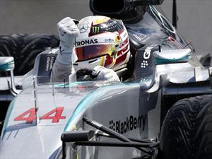 F1: El GP de Gran Bretaña, otro para Hamilton y Mercedes