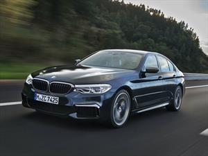 Nuevo BMW M550i xDrive, buque con tracción total