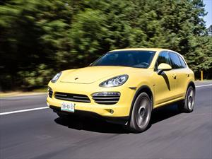 Porsche Cayenne S Hybrid a prueba
