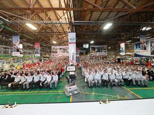 Nissan produce su motor 11 millones en México