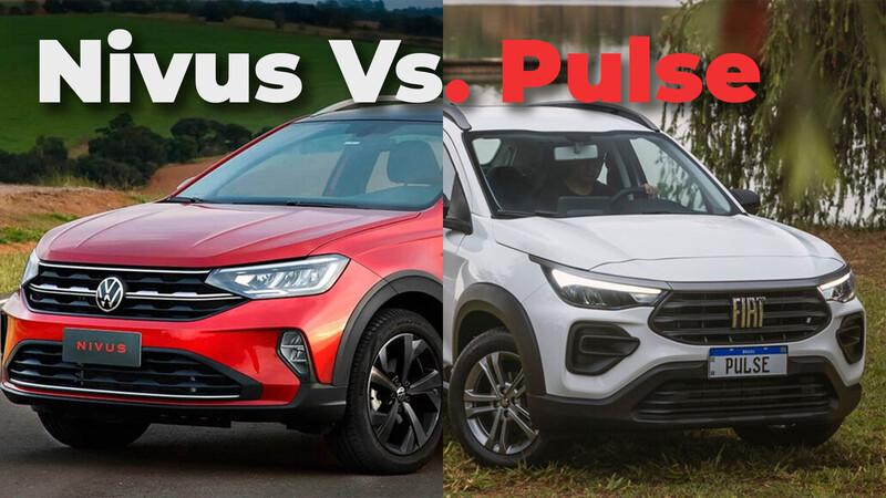 VW Nivus Vs. FIAT Pulse: Qué ventajas tiene cada Crossover