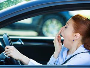 El cansancio es fuente de accidentes