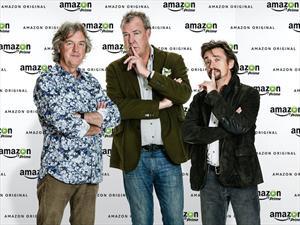 Jeremy Clarkson, James May y Richard Hammond tendrán un nuevo programa