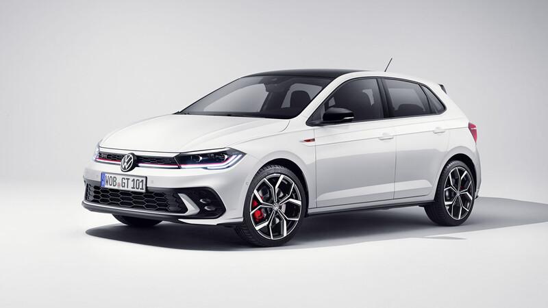 Llega el rabioso Volkswagen Polo GTI 2022