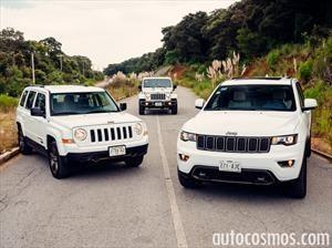 Jeep nos cuenta su historia a través de 3 modelos