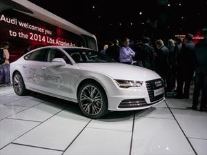 Audi A7 Sportback H-Tron Quattro Fuel-Cell Concept