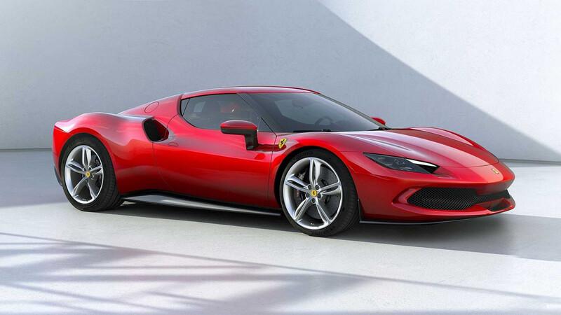Presentan el Ferrari 296 GTB, un poderoso plug-in hybrid con motor V6