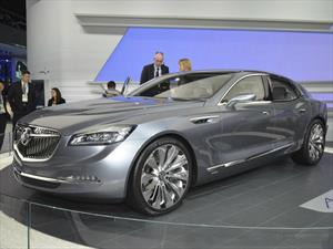 Buick Avenir es premiado como el mejor Concept del Auto Show de Detroit 2015
