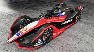 Fórmula E: Nissan debuta su bólido en el Salón de Tokio 2019