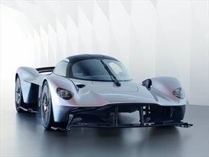 La más maravillosa música: Escucha rugir al V12 del Aston Martin Valkyrie