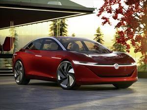 Volkswagen ID Vizzion Concept muestra el futuro de la conducción autónoma