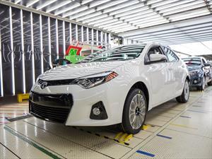Toyota tendrá nueva planta en México