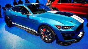 Ford Mustang Shelby GT500 2020, es el más poderoso de la historia