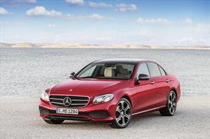 9 Tecnologías destacadas en el Mercedes-Benz Clase E 2017