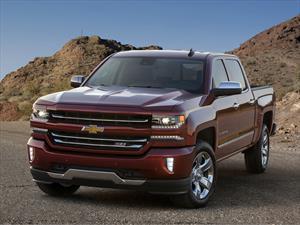 Chevrolet Silverado 1500 2016, más audaz y eficiente