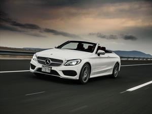 Mercedes-Benz C250 Cabriolet 2017 a prueba