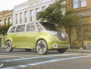 El Volkswagen I.D. Buzz tiene autonomía para 600 kilómetros