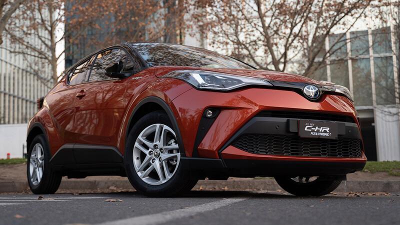 Toyota C-HR Hybrid 2021, el híbrido diferente debuta en Chile