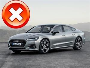 Audi A7 no se va a producir en México
