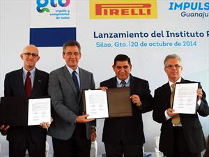 Instituto Piero Pirelli México se ubicará en Guanajuato
