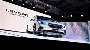 Subaru Levorg Prototype, se viene la segunda generación