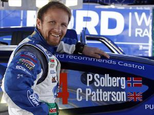 WRC: Petter Solberg anunció su retiro