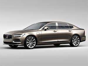 Volvo fabricará la versión tope de línea del S90 en China