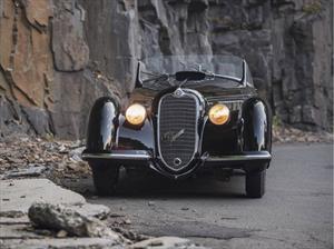 A subasta un Alfa Romeo 8C Spider 1939