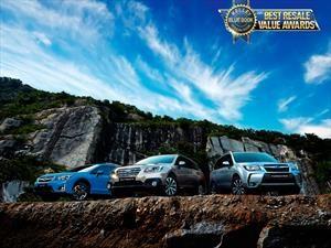 Subaru es líder de reventa por segundo año consecutivo en Estados Unidos según Kelley Blue Book