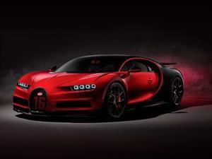 Bugatti Chiron Sport debuta