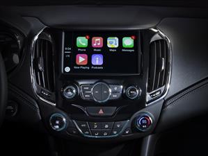 Chevrolet incorporará CarPlay y Andorid Auto