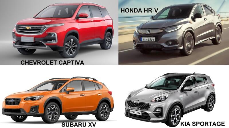 SUV entre 80 y 90 millones de pesos: ¿cuál tiene mejor costo de repuestos?