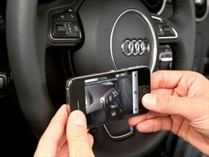 Audi cambia los manuales de usuario por una app para smartphones