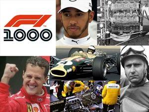 F1: Los más ganadores de la historia