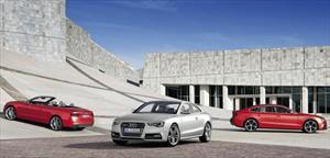 Audi A5 y S5 2012: Primeras imágenes