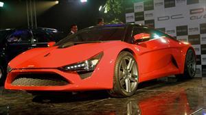 DC Avanti 2013, el primer súper deportivo Indio