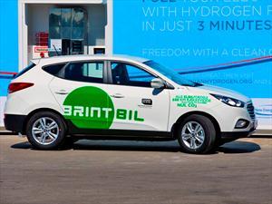 Hyundai entrega las primeras 15 unidades de la Tucson a hidrógeno
