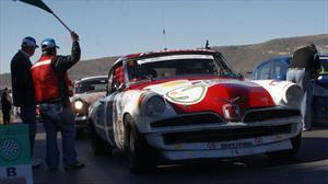 Termina La Carrera Panamericana 2011