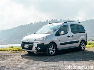 Manejamos el Peugeot Partner Tepee Outdoor 2015