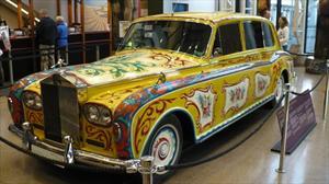 El polémico Rolls-Royce de John Lennon