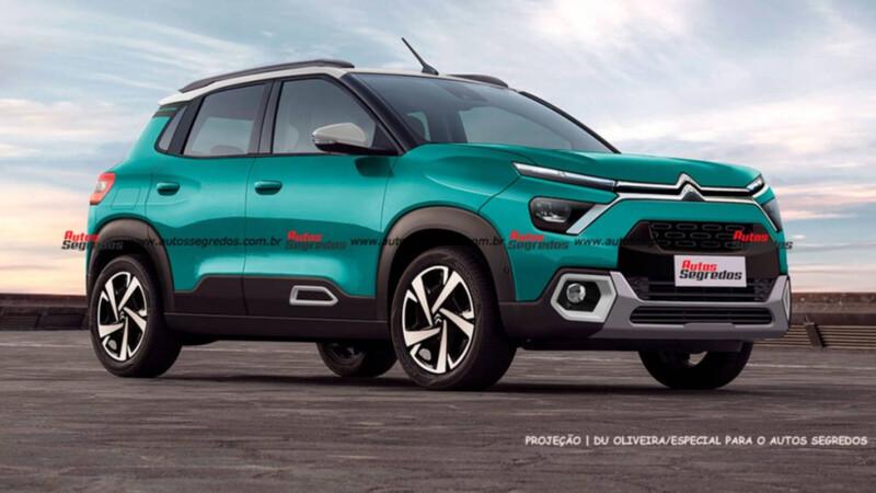 Citroën prepara el arribo de un nuevo compacto