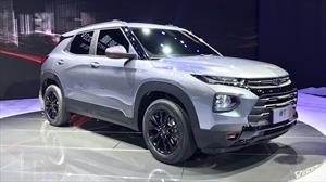 Chevrolet Trailblazer, desde Shanghái al mundo