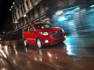 Chevrolet Beat Notchback 2018 ¿el próximo super ventas de la marca?
