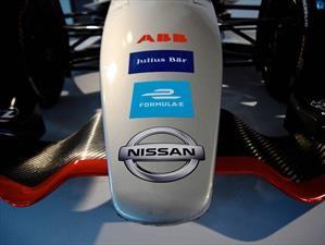 Nissan da inicio formal al proyecto Fórmula E