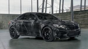 BMW M2 Competition es transformado en arte por Futura 2000