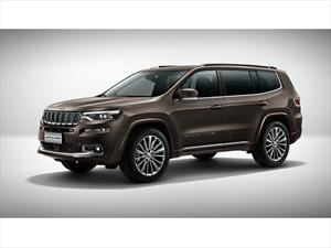 Jeep Grand Commander 2019 para China