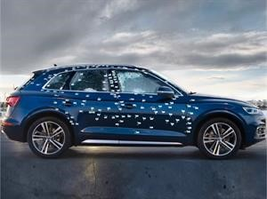 Audi Q5 Security se lanza en Argentina