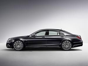 Mercedes-Benz S600 2015: Debut oficial