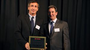 Fric-Rot recibe el Premio de Excelencia en Logística de Toyota