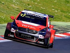 WTCC: Pechito y Citroën ganan en Paul Ricard